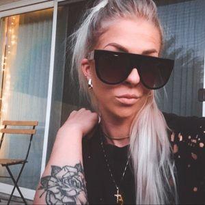 Aldo sunglasses Oversized Women Square Frame
